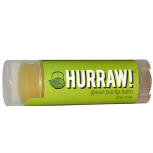 Hurraw! Green Tea Lip Balm