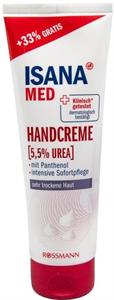 Isana Med 5,5% Urea Handcreme