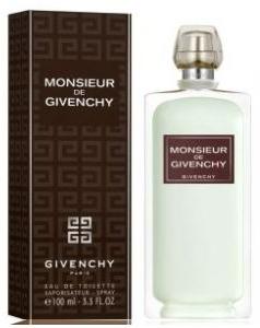 Les Parfums Mythiques Monsieur De Givenchy
