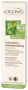 Logona Color Plus Ásványi Előkészítő Pakolás
