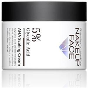 Nakeup Face 5% Glycolic Acid AHA Scaling Cream