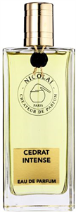 Parfum de Nicolai Cédrat Intense EDP