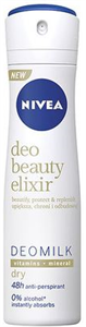 Nivea Beauty Elixir Deomilk Dry Dezodor Spray