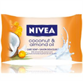Nivea Coconut And Almond Oil Krémszappan