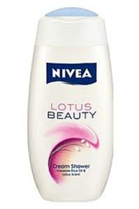 Nivea Lotus Beauty Krémtusfürdő