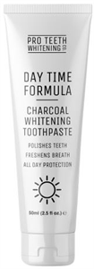 Pro Teeth Whitening Advanced Day Time Formula Charcoal Whitening Toothpaste