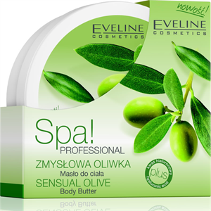 Eveline Spa! Professional Sensual Olive Luxe Body Butter