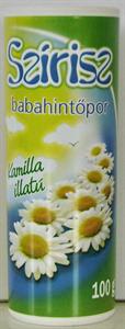 Szírisz Kamilla Illatú Babahintőpor