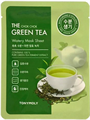 Tonymoly The Chok Chok Green Tea Watery Mask Sheet