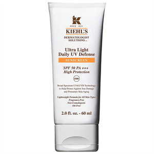 Kiehl's Ultra Light Daily UV Defense SPF50 / Pa+++