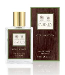 Yardley Citrus & Wood EDT