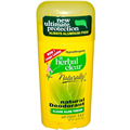 21st Century Herbal Clear Natural Deodorant - Clear Aloe Fresh