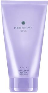 Avon Perceive Soul Illatosított Testápoló