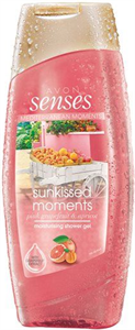 Avon Senses Sunkissed Moments Tusfürdő