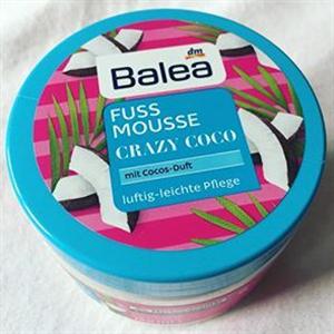 Balea Crazy Coco Fuss Mousse