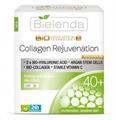 Bielenda Liquid Crystal Biotechnology 7D Collagen Rejuvenation 40+ Feszesítő, Ránctalanító Hatású Nappali Arckrém SPF10