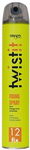 Dikson Twist It 12 Fixing Spray Extra Erős Hajlakk