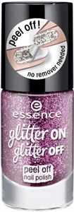 Essence Glitter On Glitter Off Peel Off Körömlakk