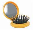 Essence Pocket Beauty Összecsukható Hajkefe Tükörrel