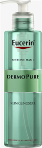 Eucerin Dermopure Mélytisztító Antibakteriális Arclemosó Zselé