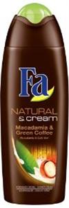 Fa Natural&Cream Macadamia&Green Coffee Tusfürdő