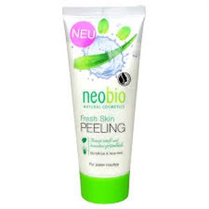 Neobio Fresh Skin Arcradír Bio Mentával és Bio Aloe Verával