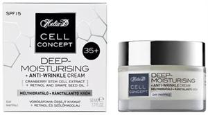 Helia-D Cell Concept Mélyhidratáló és Ránctalanító Nappali Arckrém