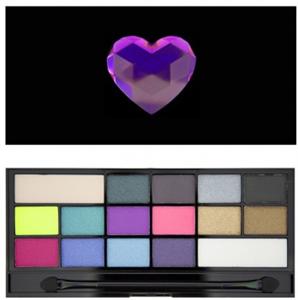 I Heart Makeup I Heart Sin Szeméjpúder Paletta