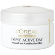 L'Oreal Triple Active Nappali Hidratáló Krém Normál és Vegyes Bőrre