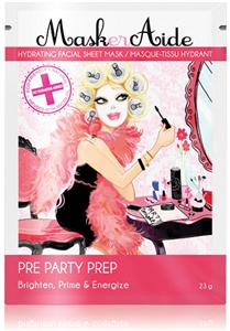 MaskerAide Pre Party Prep Hydrating Sheet Mask