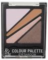 RdeL Young Colour Palette szemhéjpúder