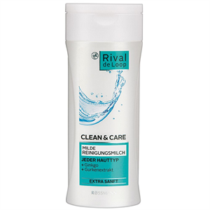 Rival de Loop Clean & Care Milde Reinigungsmilch