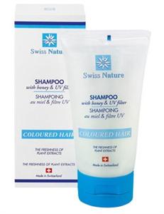 Swiss Nature Mézes Sampon UV Szűrővel