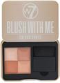 W7 Blush With Me Colour Cubes