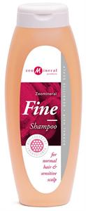 Zeomineral Products Keratinos Sampon Normál Hajra és Érzékeny Fejbőrre