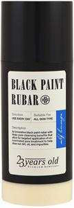 23 Years Old Black Paint Rubar