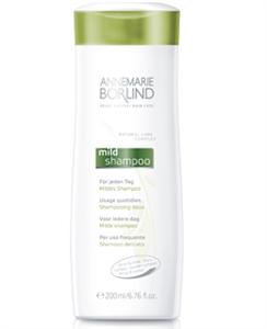 Annemarie Börlind Seide Natural Hair Care Mild Shampoo