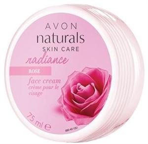 Avon Naturals Rózsa Arckrém