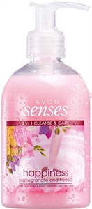 Avon Senses Happiness Folyékony Szappan