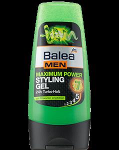 Balea Men Maximum Power Styling Gel