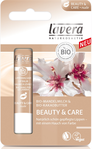 Lavera Beauty & Care Nude Ajakápoló