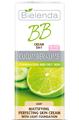 Bielenda Uborka & Lime Mattító Hatású BB Cream SPF15