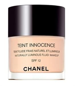 Chanel Teint Innocence Folyékony Alapozó SPF 12