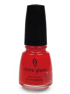 China Glaze Nail Lacquer