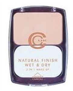 Constance Caroll Natural Finish Wet&Dry 3in1 Make Up