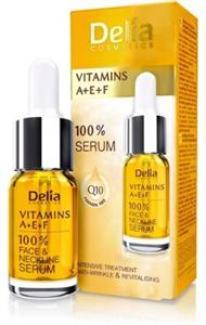 Delia Cosmetics A+E+F Vitaminos Szérum