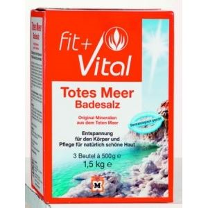 Fit + Vital Holt Tengeri Fürdősó