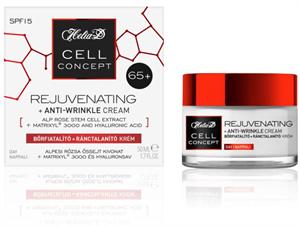 Helia-D Cell Concept Bőrfiatalító + Ránctalanító Krém 65+ Nappali