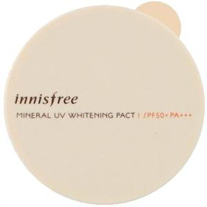 Innisfree Mineral UV Whitening Pact SPF50+ / PA+++