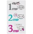 Holika Holika Pig-Clear Mitesszereltávolító 3 Lépéses Kezelés